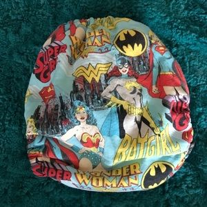 3/$30 - WAHM DC Superhero Pocket Cloth Diaper - One Size